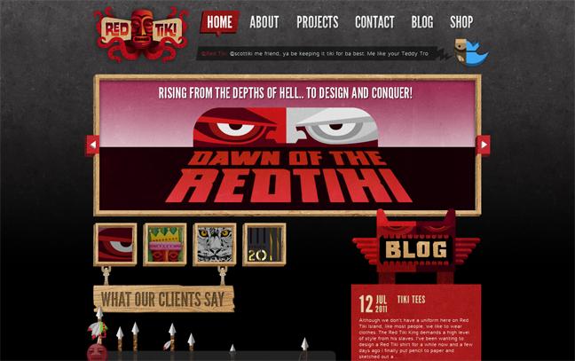 Red Tiki