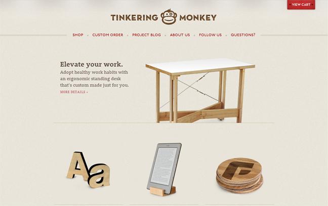 Tinkering Monkey